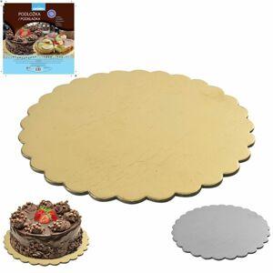 Podložka pod dort kulatá pr. 30 cm - ORION domácí potřeby