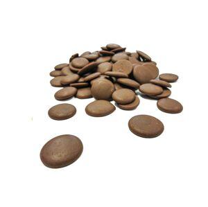 Čokoládová poleva mliečna Caribe Milk Disc Master Martini - gastrobalenie 20 kg - Master Martini
