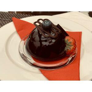 Zrkadlová poleva Tmavá čokoláda 500 g -