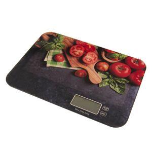 Kuchynská váha digitálna sklo/plast 20 kg - ORION domácí potřeby