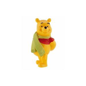 Figúrka macka Pú so šálom (Winnie The Pooh) - Bullyland