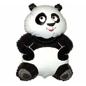 Balón fóliový 35 cm Panda (nedá sa plniť héliom) - FLEXMETAL