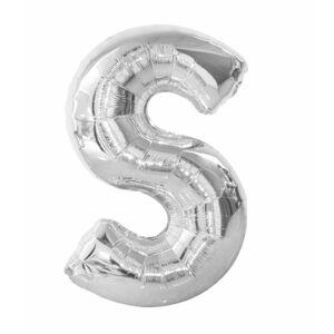 """Balón foliový písmeno """"S"""" 115 cm - BALONČ"""