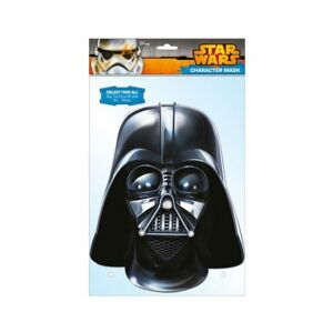 Maska celebrit - Star Wars - Darth Vader - MASKARADE