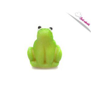 Žabička - malé zvieratká - marcipánová figúrka na tortu - Frischmann