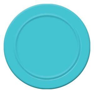 Taniere svetlo modré 18 cm - 6 ks - GoDan