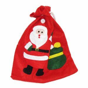 Dekorační pytlík Mikuláš - Vánoce - Arpex
