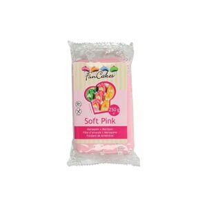 Ružový marcipán Soft Pink 250 g - FunCakes