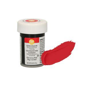 Gélové farby Wilton Christmas red (vianočné červená) - Wilton