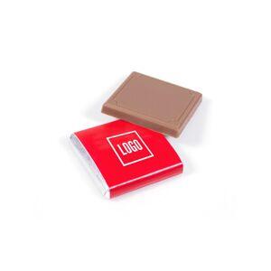 Reklamné čokoládky s vašou potlačou 1 farba - 2000 ks -
