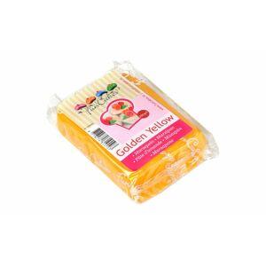 Marcipán žltý Golden Yellow 250 g - FunCakes