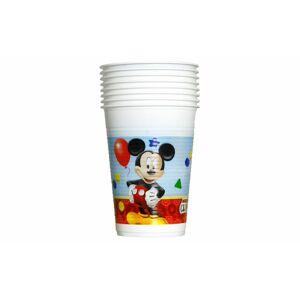 Kelímky Mickey 8 ks - GoDan