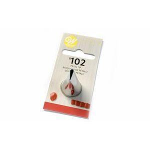 Cukrárska zdobiaca špička 102 - ružičková - Wilton