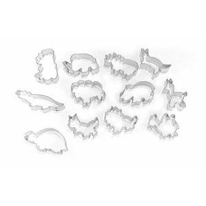 Sada formičiek - zvieratá ZOO - Felcman