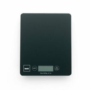 Váha kuchyňská digitální 5 kg PINTA černá - Kela