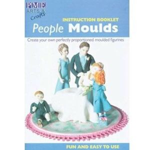 Instuction Booklet People Moulds - PME
