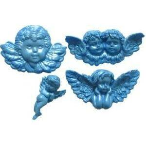 Silikónová forma - Anjelská sada -