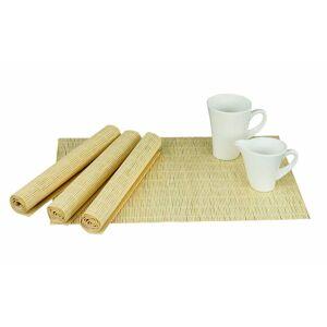 Prostírání bambusové - sada 4 ks - Artium