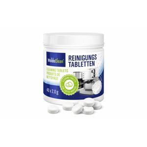 Čistící tablety do kávovaru alternativní - 40 ks - WoldoClean®